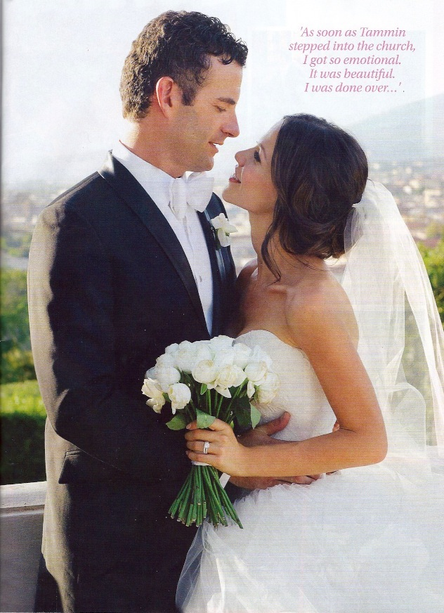 Tammin wedding