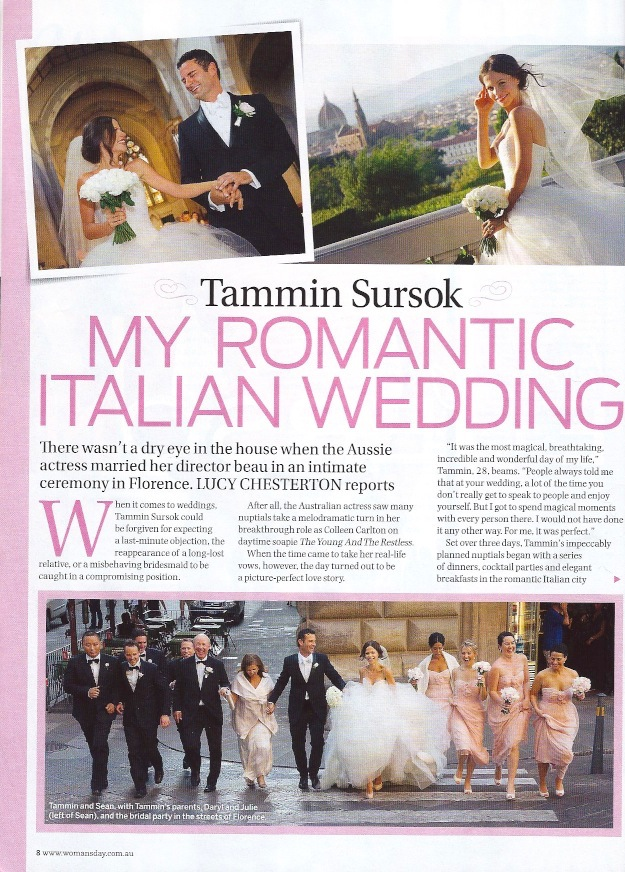 MAG Tammin Wedding