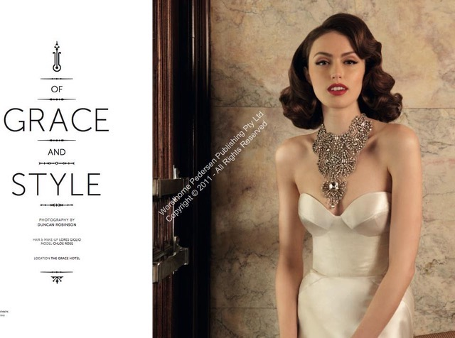 MAG brides+mag LUXURIOUS BRIDE 1